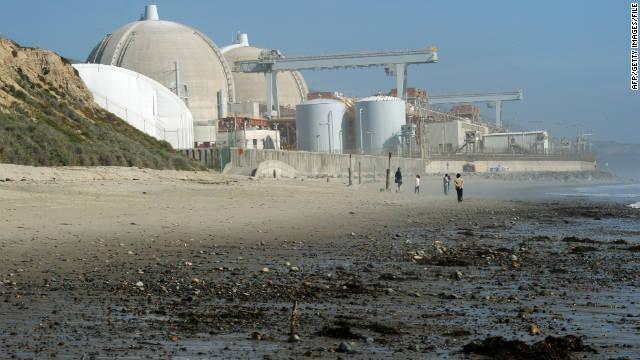 Fuga de amoniaco causa alerta en una planta nuclear de California