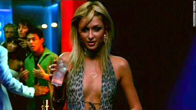 Hilton's first small role came in 2001 when she appeared in &quot;Zoolander.&quot;