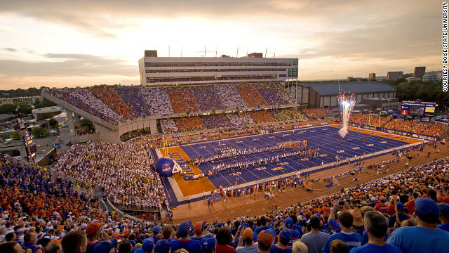 With a high-powered offense and a never-say-die attitude, Boise State is one of the NCAA's most entertaining teams to watch.