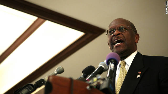 Cain must give straight answers, and fast
