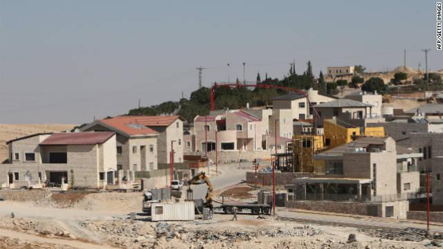 Israel construirá más viviendas en la Ribera Occidental