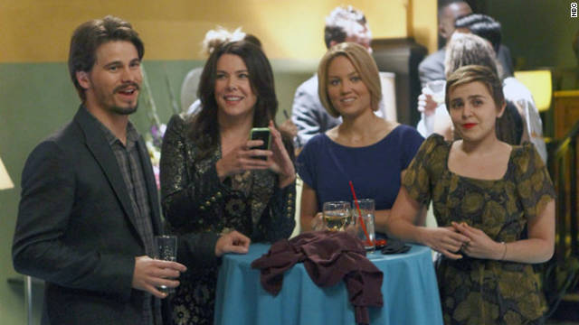'Forced Family Fun' on 'Parenthood'