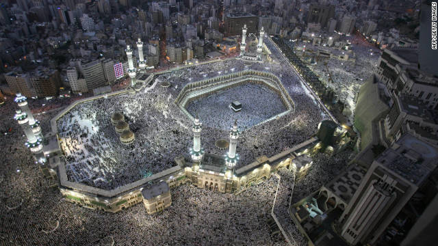 The Hajj: An environmental perspective
