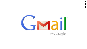 Google's Gmail is the third most popular e-mail service in the U.S., after Hotmail and Yahoo Mail.