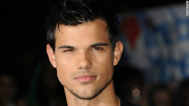 Fake People cover claims Taylor Lautner's 'out and proud'