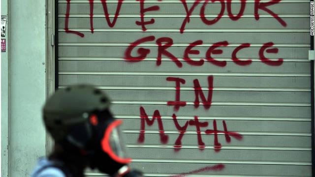 El gabinete de Grecia apoya el referéndum sobre el rescate financiero