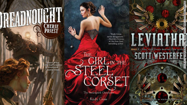 Steampunk powers female characters forward