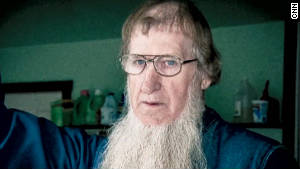 Sam Mullet, leader of the breakaway Amish sect in eastern Ohio, denies allegations he\'s running a cult.