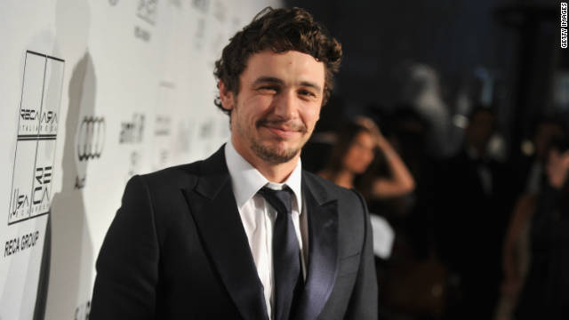 James Franco to write column for Playboy