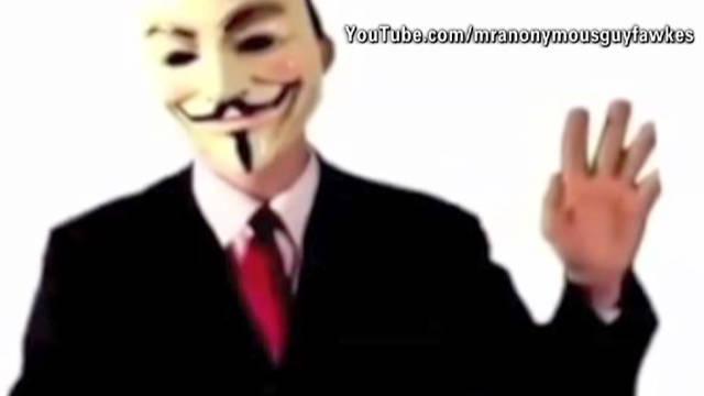 Anonymous anuncia la liberación de presunto secuestrado por los Zetas