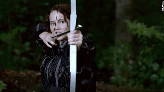 Jennifer Lawrence: 'Hunger Games' isn't 'Twilight'
