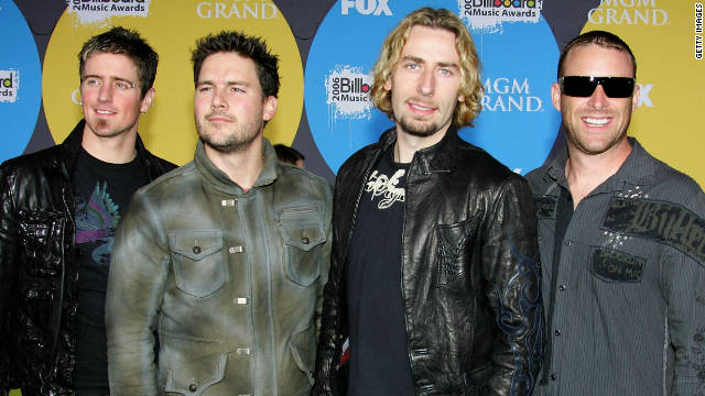 Sports fans hate on Nickelback... again