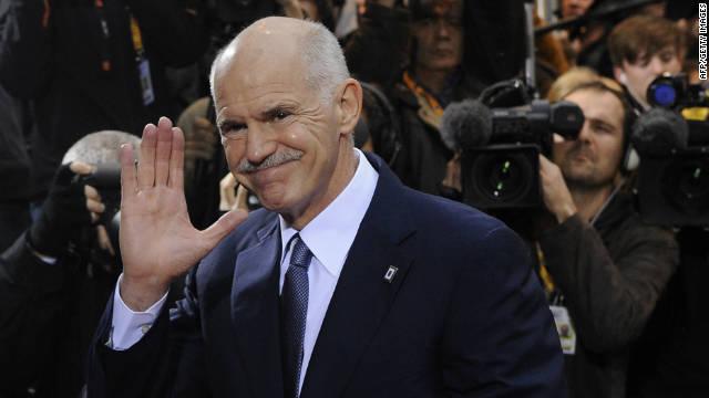 """George Papandreou asegura que Grecia no es el """"problema"""""""