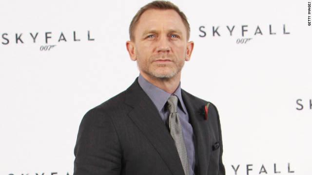 """La nueva película de James Bond se llamará """"Skyfall"""""""