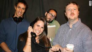 On Tech Check, Doug Gross, John Sutter and Stephanie Goldberg hand out
