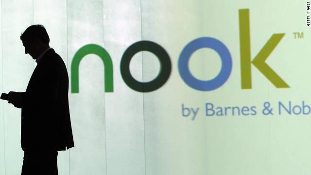 Barnes & Noble lanza una nueva tableta Nook de 199 dólares