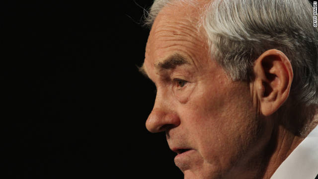 Republican presidential candidate Ron Paul is the 2012 contender with the strongest presence on Meetup.com.