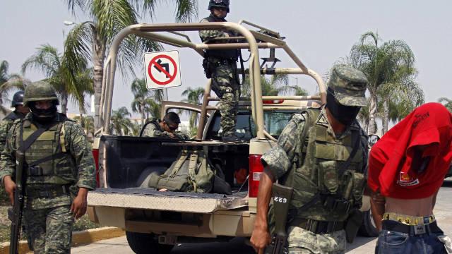 Sentencian a 14 militares mexicanos por el homicidio de civiles en Sinaloa