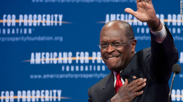 Presidential candidate Herman Cain has called sexual harassment allegations a