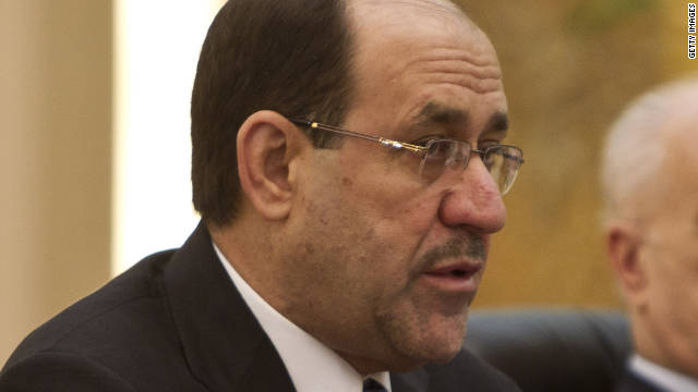 Initial inquiries reportedly revealed an attempt to kill Prime Minister Nuri al-Maliki.