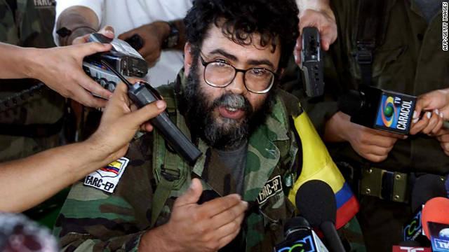 El máximo líder de las FARC muere abatido en un operativo militar de Colombia