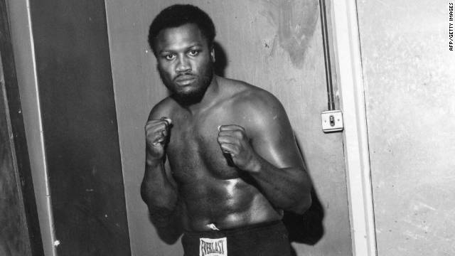 Boxing great Joe Frazier's funeral service will be held Monday at Enon Tabernacle Baptist Church in Philadelphia.