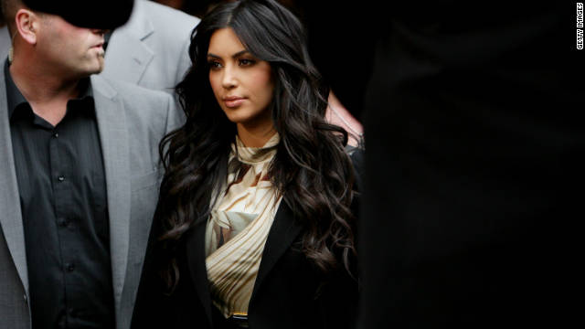 Kim K and Kris Humphries meet in Minnesota
