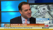 Niall Ferguson on new book, Eurozone crisis