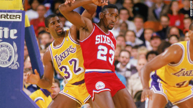 Video Vault: Magic Johnson&#039;s stunning HIV news