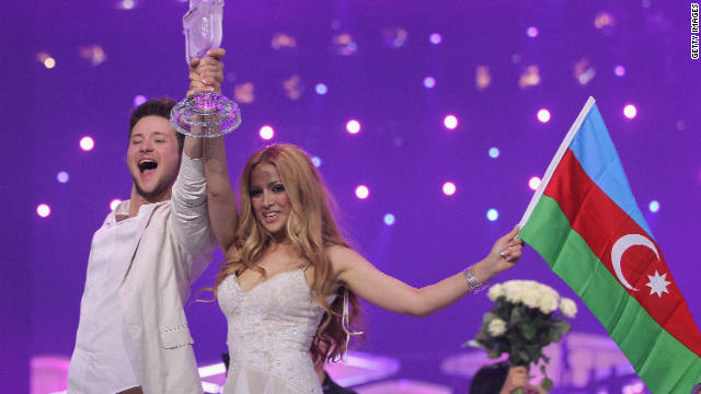 Azerbaijan triumphed in the Eurovision Song Contest in 2011 and will now host the continent-wide cultural event in 2012.