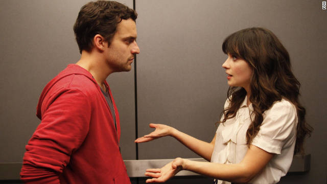 'New Girl's' Jake Johnson on Jess and Nick's relationship