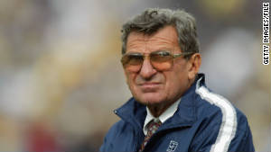 Penn State review recasts story of football hero Paterno