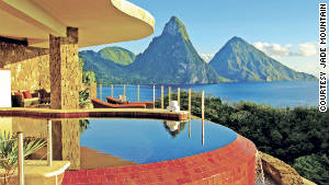 Seven resorts with spectacular views