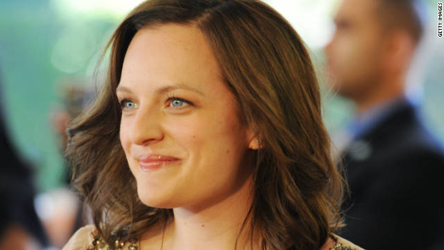 Elisabeth Moss: Fred Armisen only impersonates normal