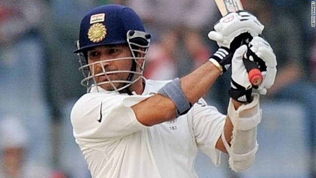 Tendulkar is the first and only player in cricket history to score 15,000 Test match runs, achieving the feat in November 2011.