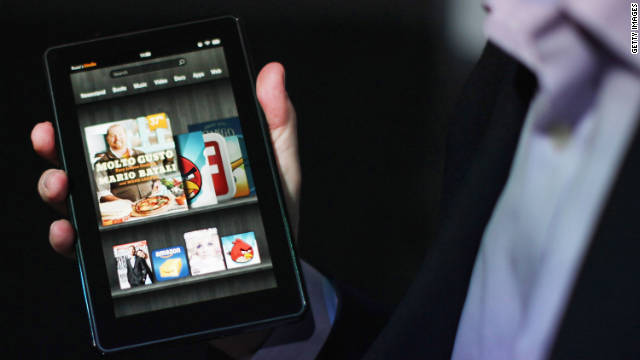 Kindle Fire, ¿la competencia real del iPad?
