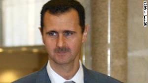 Bashar al-Assad is the president of Syrian.