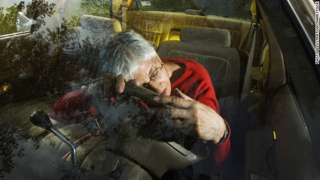 Driving drowsy as dangerous as driving drunk, studies show