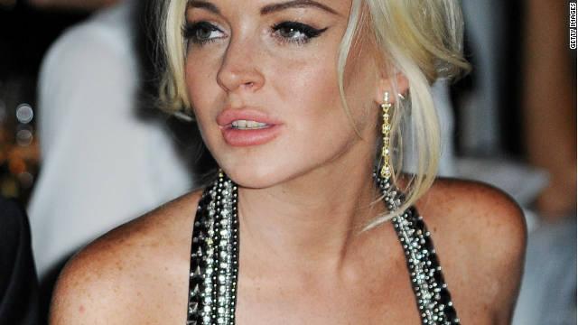 Lindsay Lohan en la portada de «Playboy»