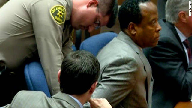 Conrad Murray's defense team will appeal his involuntary manslaughter conviction, but first must deal with his sentencing.