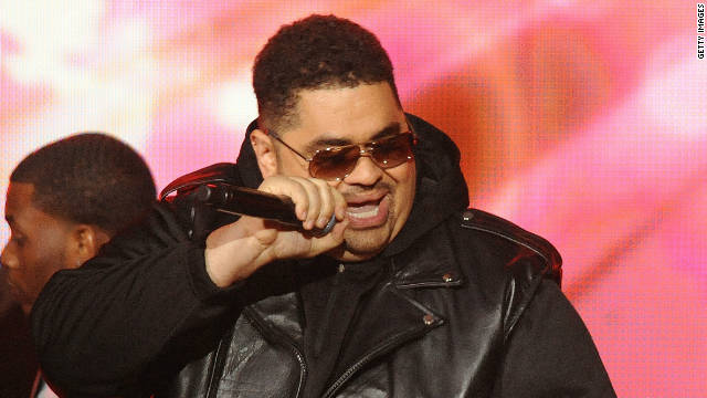 Stars react to the passing of Heavy D