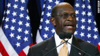 Herman Cain Says NO, Obama'12 Reports