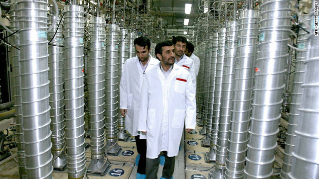 Iran insists its nuclear program is peaceful but other world powers fear the country is intent on developing nuclear weaponry.