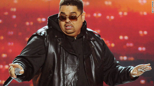 Rapper Heavy D, born Dwight Arrington Myers, died November 8 at the age of 44. Officials say a pulmonary embolism killed the rapper. <a href='http://news.blogs.cnn.com/2011/11/08/rapper-heavy-d-dead-coroner-says/'>Full story </a>