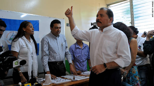 Observadores europeos cuestionan la transparencia de las elecciones en Nicaragua