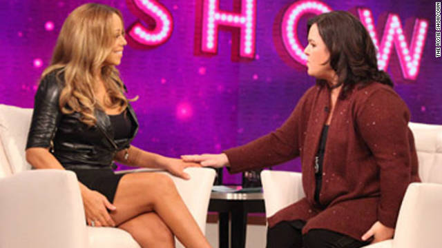 Mariah Carey on how she lost 70 pounds