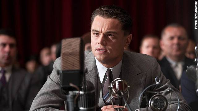 """La transformación de Leonardo DiCaprio en """"J. Edgar"""""""