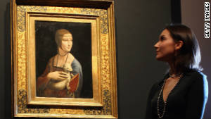 Da Vinci exhibition opens in London