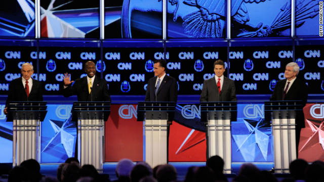 Five things to watch for in GOP debate