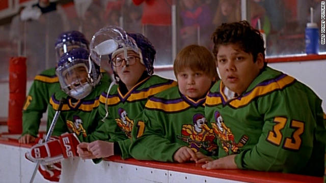 "When was the last time you saw a really great musical on ice? Just image the Flying V accompanied by an inspirational tune and harmonious quacking. Yes, we're talking about, ""The Mighty Ducks: On Ice."""